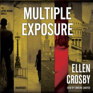 Multiple Exposure Audiobook By Ellen Crosby cover art