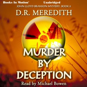Murder by Deception Audiobook By D. R. Meredith cover art