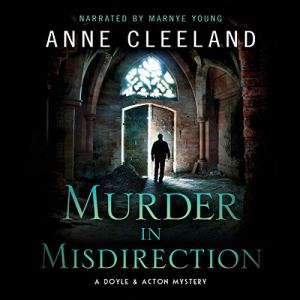 Murder in Misdirection Audiobook By Anne Cleeland cover art