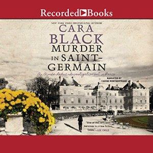 Murder in Saint Germain Audiobook By Cara Black cover art