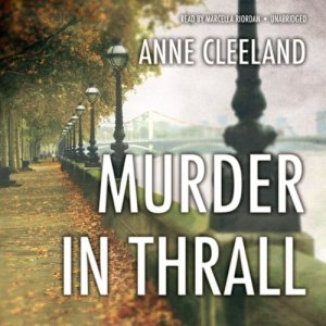 Murder in Thrall Audiobook By Anne Cleeland cover art