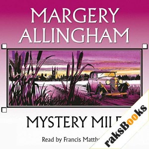 Mystery Mile Audiobook By Margery Allingham cover art