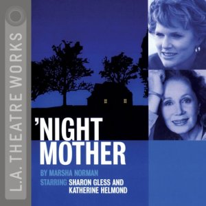 'Night Mother Audiobook By Marsha Norman cover art