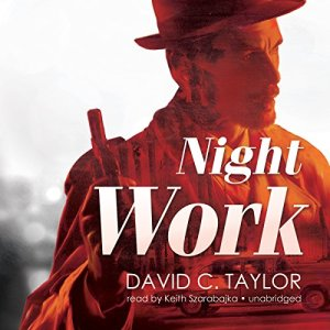Night Work Audiobook By David C. Taylor cover art