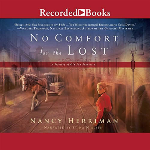 No Comfort for the Lost Audiobook By Nancy Herriman cover art