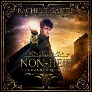 Non-Heir Audiobook By Rachel E. Carter cover art