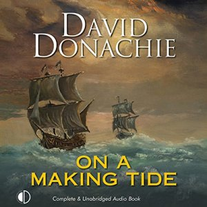 On a Making Tide Audiobook By David Donachie cover art