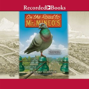 On the Road to Mr. Mineo's Audiobook By Barbara O'Connor cover art