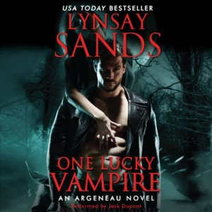 One Lucky Vampire Audiobook By Lynsay Sands cover art