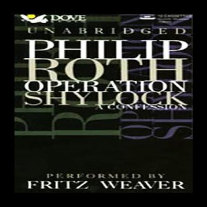 Operation Shylock Audiobook By Philip Roth cover art