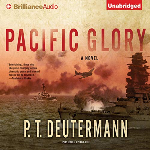 Pacific Glory Audiobook By P. T. Deutermann cover art