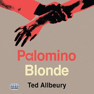 Palomino Blonde Audiobook By Ted Allbeury cover art