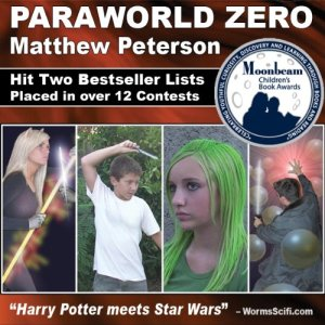 Paraworld Zero Audiobook By Matthew Peterson cover art