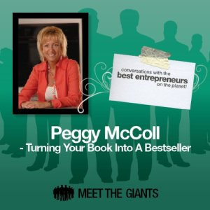Peggy McColl - Turning Your Book into a Bestseller Audiobook By Peggy Mc'Coll cover art