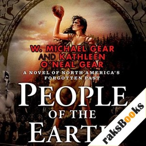 People of the Earth Audiobook By W. Michael Gear, Kathleen O'Neal Gear cover art