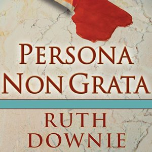 Persona Non Grata Audiobook By Ruth Downie cover art