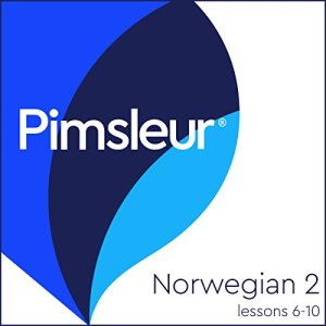 Pimsleur Norwegian Level 2 Lessons 6-10 Audiobook By Pimsleur cover art