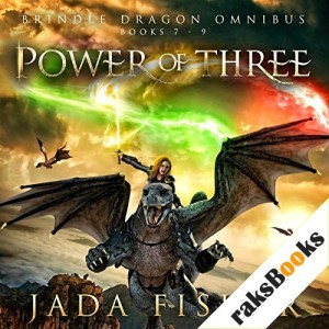 Power of Three Omnibus Audiobook By Jada Fisher cover art