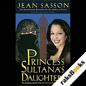 Princess Sultana's Daughters Audiobook By Jean Sasson cover art