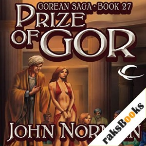 Prize of Gor Audiobook By John Norman cover art