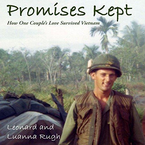 Promises Kept Audiobook By Leonard Rugh, Luanna Rugh cover art