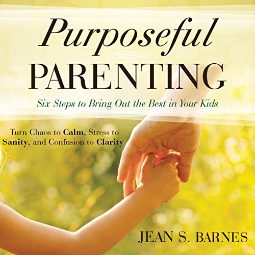 Purposeful Parenting Audiobook By Jean Barnes cover art