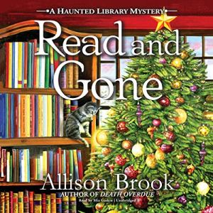 Read and Gone Audiobook By Allison Brook cover art
