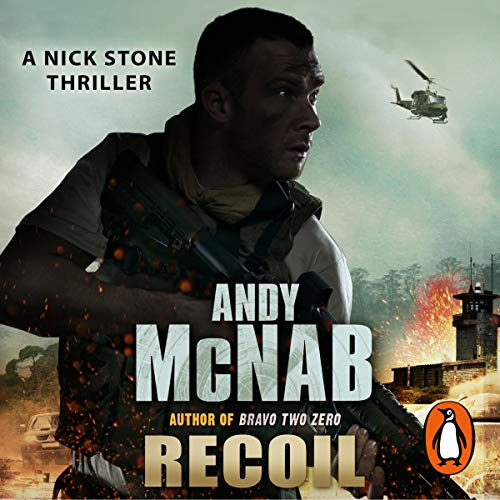 Recoil Audiobook By Andy McNab cover art