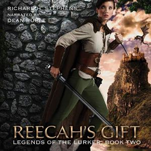 Reecah's Gift Audiobook By Richard H. Stephens cover art