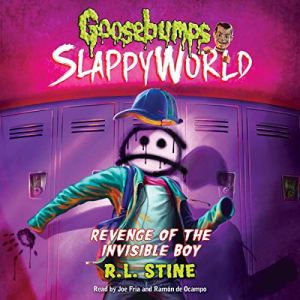 Revenge of the Invisible Boy Audiobook By R.L. Stine cover art