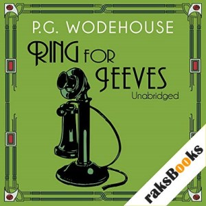 Ring for Jeeves Audiobook By P. G. Wodehouse cover art