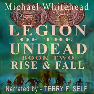 Rise and Fall Audiobook By Michael Whitehead cover art