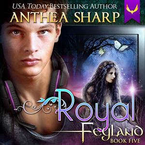 Royal (Feyguard 2) Audiobook By Anthea Sharp cover art