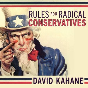 Rules for Radical Conservatives Audiobook By David Kahane cover art