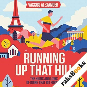 Running Up That Hill Audiobook By Vassos Alexander cover art