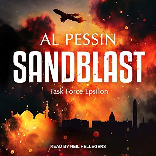 Sandblast Audiobook By Al Pessin cover art