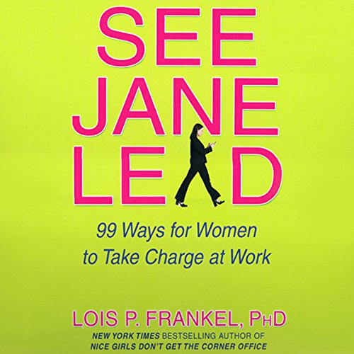 See Jane Lead Audiobook By Lois P. Frankel PhD cover art