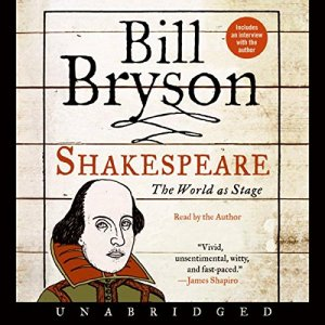 Shakespeare Audiobook By Bill Bryson cover art