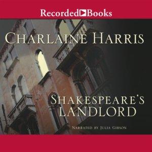 Shakespeare's Landlord Audiobook By Charlaine Harris cover art