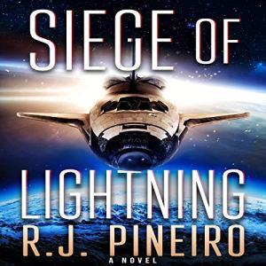Siege of Lightning Audiobook By R.J. Pineiro cover art