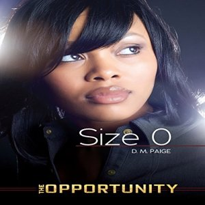 Size 0 Audiobook By D. M. Paige cover art