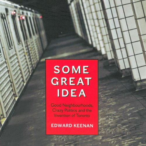 Some Great Idea Audiobook By Edward Keenan cover art
