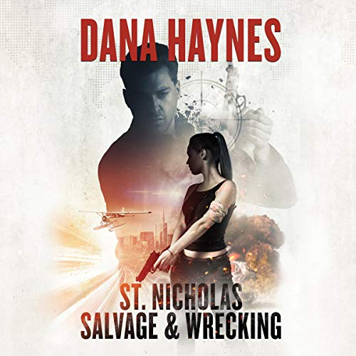 St. Nicholas Salvage & Wrecking Audiobook By Dana Haynes cover art