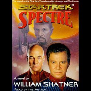 Star Trek: Spectre (Adapted) Audiobook By William Shatner cover art