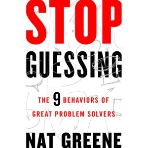 Stop Guessing Audiobook By Nat Greene cover art