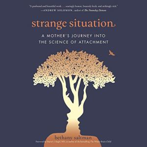 Strange Situation Audiobook By Bethany Saltman cover art