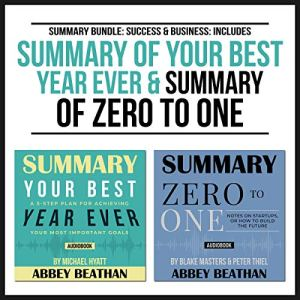 Summary Bundle: Success & Business Audiobook By Abbey Beathan cover art