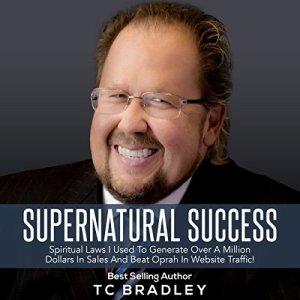 Supernatural Success Audiobook By TC Bradley cover art