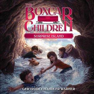 Surprise Island Audiobook By Gertrude Chandler Warner cover art