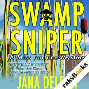 Swamp Sniper Audiobook By Jana DeLeon cover art